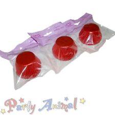 Culpitt Metallic Foil CUPCAKE CASES - High Quality Greaseproof Bun/Muffin/Baking
