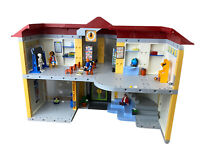 Playmobil Small School Set 5923 Unboxed With Accessories Incomplete - Used - VGC