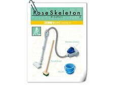 New Oct ~Re-ment Pose Skeleton Cleaning set Vacuum cleaner Bucket