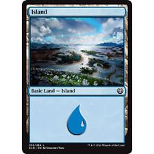 10x MTG Basic Land: Island#255 NM - Kaladesh