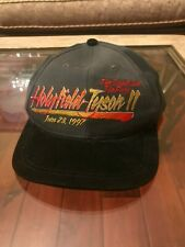 Vintage RARE, ORIGINAL 1997 MGM HOLYFIELD-TYSON Hat BITE FIGHT