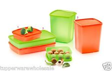 New Tupperware 6-Pc Fridge Fresh Set