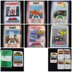 Vintage Top Trumps 1970s Dubreq Ace Pack Game Playing Cards Mini Series 1
