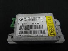 BMW E65 E66 760i Unidad De Control Sensor B COLUMNA IZQUIERDA Airbag 6930600