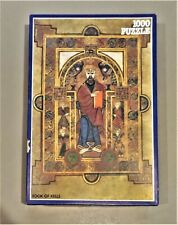 F X Schmid 1000 Piece Puzzle Book Of Kells Complete Made in Germany Excellent