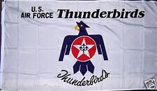 Thunderbirds Air Force Flag 3x5ft A.F. banner better quality usa seller gt