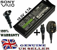 Genuine Original Sony Bravia KDL-40R530C TV Power Supply Cable AC Adapter Lead