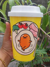 Gudetama Plastic Tumbler Cup. Limited for 7-Eleven Shop Sell in Thailand only.