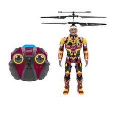 NBA RoboJam LeBRON JAMES 3.5 Channel Infrared Remote Control Gyro Helicopter NIB