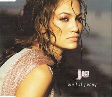 Jennifer Lopez - Ain't It Funny - CD Single Enh