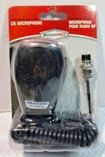 Road Pro 4-Pin Noise-Canceling CB Microphone TM-2007 NEW
