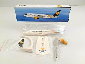 Thomas Cook A320 Push-fit Model Aircraft with Stand in Box - New and Sealed