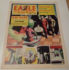 Eagle and Boys World magazine 1964