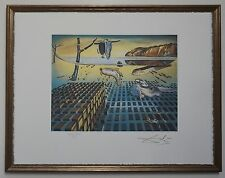 "Salvador Dali ""The Disintegration of the ....."" Lithograph Limited 2000 pcs."