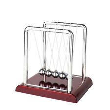 Newtons Cradle Balance Balls Souvenir Fun Physics Gift Desk Office Entertainment