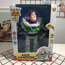 Hot Buzz Lightyear Toy Story 4 Talking Walking Lighting Toy Kids Action Figure