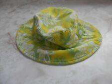 Baby Girl 0-3 Months Koala Baby Green Yellow Hawaiian Spandex Beach Swim Hat Cap