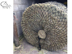 WILD BOAR EXTRA LARGE ROUND BALE HAYLAGE HAY NET SLOW FEEDER SMALL HOLE 3Mx2M