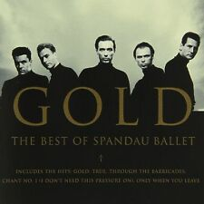 Spandau Ballet - GOLD The Best Of 2x vinyl LP IN STOCK NEW/SEALED Greatest Hits