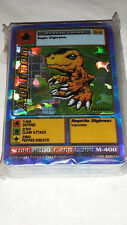 Digimon Karten Japan Holo Bandai 1999  1st Edition