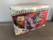 Zoids #105 Gravity Saurer Model Kit 2002 Hasbro With Box