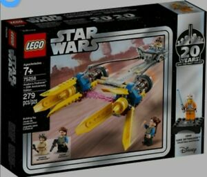 LEGO Star Wars: Anakin's Podracer - 20th Anniversary Edition