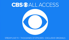 CBS ALL ACCESS Premium Subscription   NO COMMERCIAL   2 Years Warranty