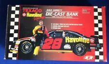 Texaco Havoline Racing, Dale Jarrett die-cast bank 1995 Collector series