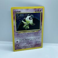 POKEMON NEO REVELATION CELEBI HOLO CARD 3/64 NM-MT CONDITION SWIRL 💫💫