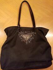 8f30dc268c50 PRADA Tessuto Leather Tote Bags & Handbags for Women for sale   eBay