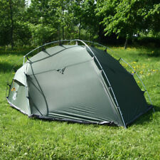 "4 Season Tent for 3 Person ""Octopus 3"". All-Season and Storm-Resistant."
