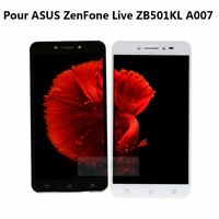 Pour ASUS ZenFone Live ZB501KL A007 Ecran Tactile LCD Digitizer Assemblage+Tools