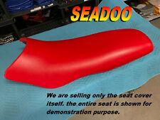 SEADOO GSX NEW SEAT COVER 1996-00 GS GSI Limted RFI SEA DOO Red 994A
