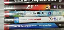 Playstation 3 Driving Game Bundle x5 - Preowned - Fast Dispatch