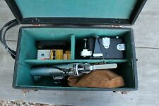 GRAFLEX GRAPHLEX SPEED GRAPHIC CAMERA Baby 2x3 with Case and accessories