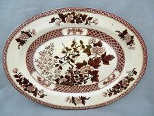 Nasco Indian tree serving bowl vintage Indian Tree Indian Tree plates Nasco