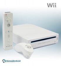 Nintendo Wii - Konsole #weiß (inkl. Remote & Zub.) (JAP)
