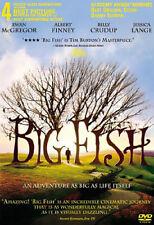 New listing Big Fish Dvd, David Denman, Matthew McGrory, Marion Cotillard, Robert Guillaume,