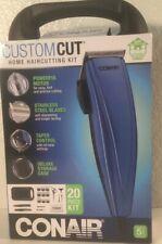 Conair Custom Cut Home Family Men Hair cutting 20 piece Kit clippers groom Trim