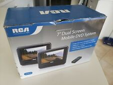 Rca 7 Inches Dual Screen Mobile Dvd Systen