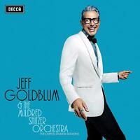 JEFF GOLDBLUM&MILDRED SNITZER ORCHESTRA - THE CAPITOL STUDIO SESSIONS   CD NEU