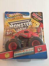 2012 Hot Wheels Monster Jam Crushstation 30th Die Cast 1:64,MISP (B47)