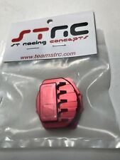 Axial Yeti Limited Edition Red CNC Aluminum Diff Cover Wraith Yeti RR10 Bomber