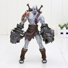 Sammlerfigur God Of War III Kratos Sparta Actionfigur Videospiel Film Kult OVP