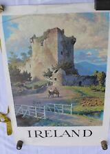 William Medcalf Travel poster 1950's Ireland