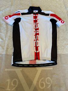 CASTELLI Cycling Jersey BRAND NEW ORIGINAL SHORT SLEEVES SIZE XL Unisex