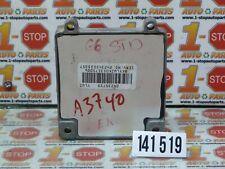06-10 PONTIAC G6 TRANSMISSION COMPUTER MODULE TCU TCM 24234503 24235733 YLWZ OEM