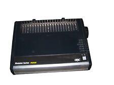 GBC PB2600 Modular Electric Plastic Binding Comb Opening Finishing Machine Spine