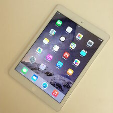 Apple iPad Air 32GB WiFi MD789LL/A A1474 Silver/White
