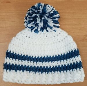 SALE Beanie Boys Girls Newborn 0 - 3 Months Cap Hat 1 EACH Handmade Crochet Doll